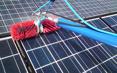 solar panel cleaners in essex