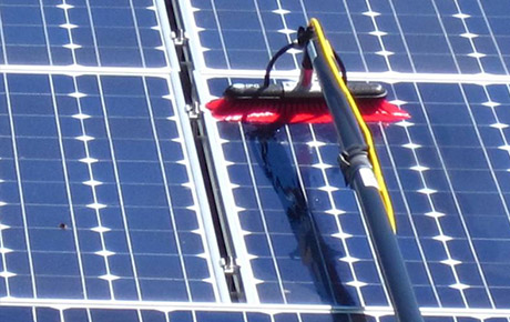 essex solar panel cleaners
